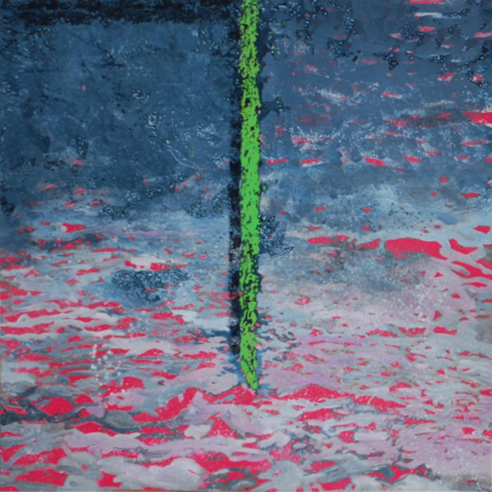 """Marcin OKI Oczkowski *2012 - Wystawa pokonkursowa Międzynarodowego Triennale Malarstwa Regionu Karpat """"Srebrny Czworokąt"""" - BWA Rzeszów."""