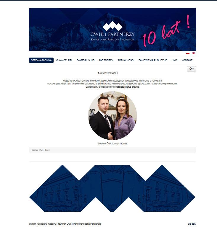 projket www Marcin Oczkowski www.okiart.pl