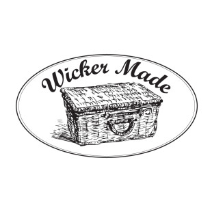Wicker made