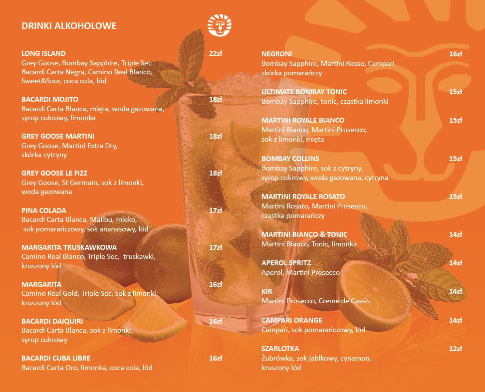 menu słodki wentzl projket marcin oczkowski 1