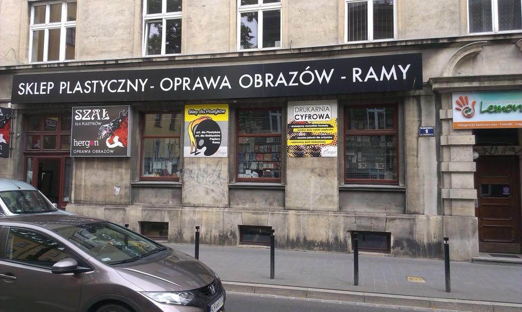 szyldy podświetlane kasetony projket i wykoananie www.okiart.pl 1
