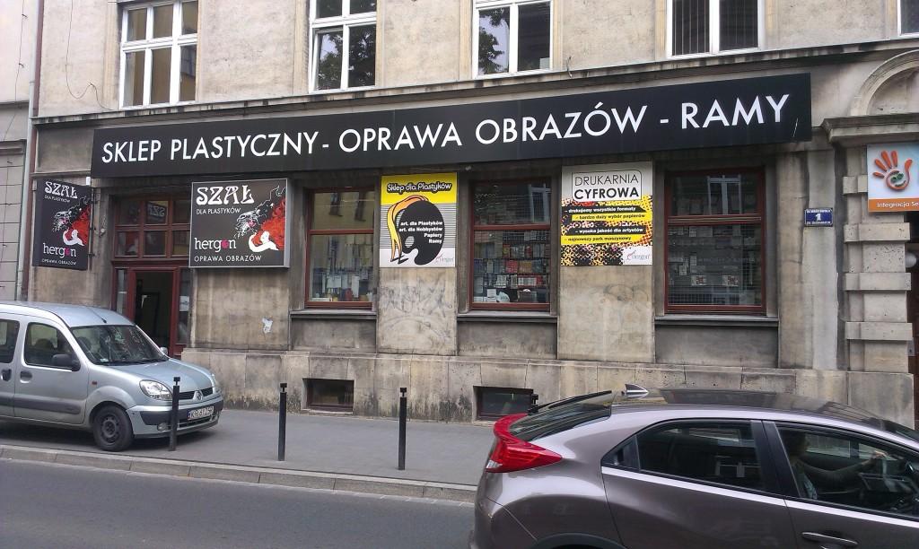 szyldy podświetlane kasetony projket i wykoananie www.okiart.pl 2