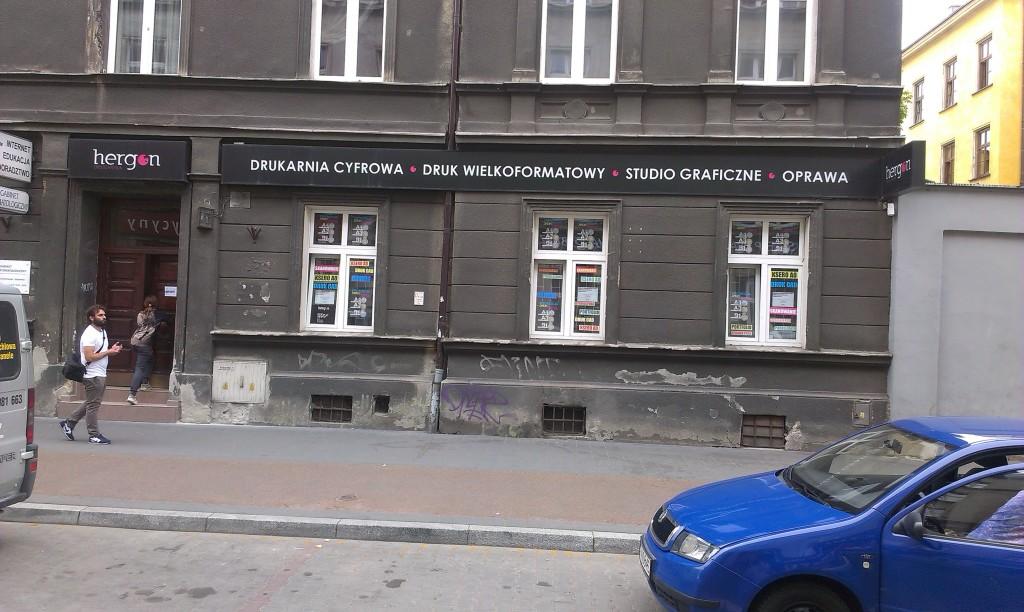 szyldy podświetlane kasetony projket i wykoananie www.okiart.pl 4