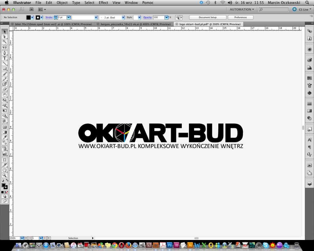 okiart-bud rewitalizacja logo