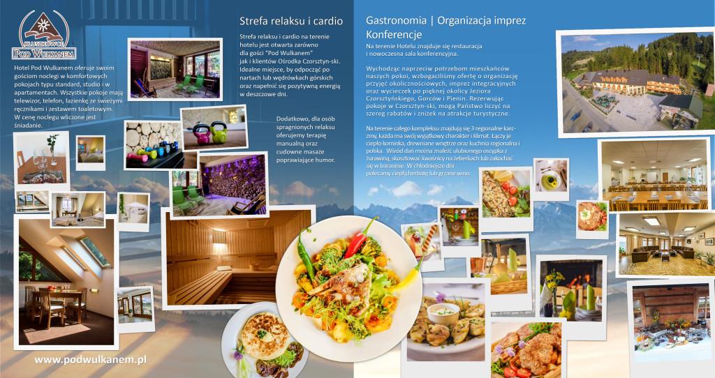 projket ulotki składanej Ulotki składane 420:100 do 210:100 dla http-::www.czorsztyn-ski.com.pl (1)